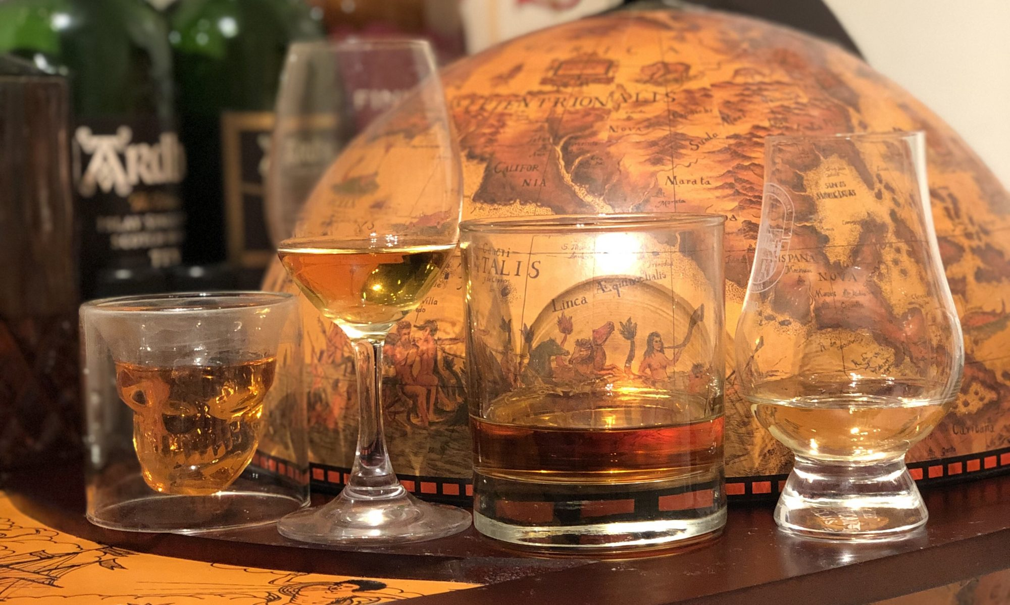 confessions of a whisky freak